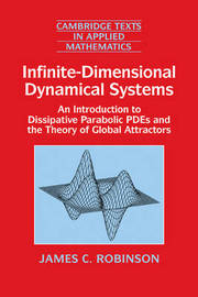 Infinite-Dimensional Dynamical Systems by James C Robinson image