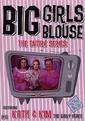 Big Girls Blouse on DVD