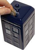 Doctor Who Tardis Ceramic Money Bank