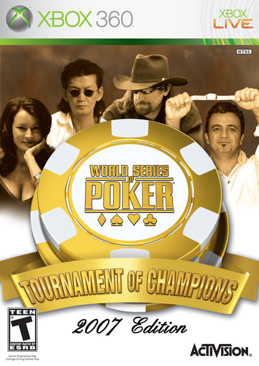 World Series of Poker 2007: Tournament of Champions for Xbox 360