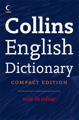Collins Solutions English Dictionary by Pbk