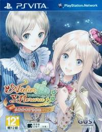 Atelier Meruru Plus: The Apprentice of Arland for PlayStation Vita