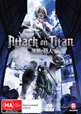 Attack on Titan - Collection 2 on DVD