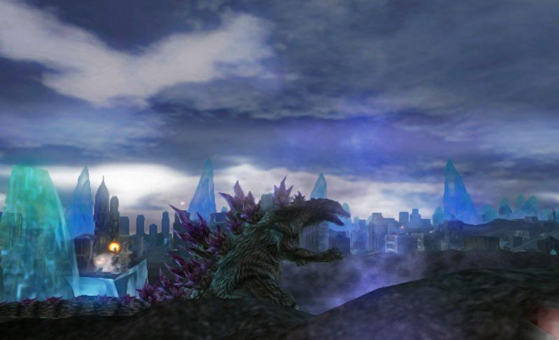 Godzilla: Unleashed screenshot