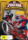 Ultimate Spider-Man: S.H.I.E.L.D Academy DVD