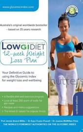 The Low GI Guide to Weight Loss by Jennie Brand-Miller