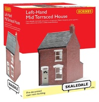 Hornby: L/H Mid Terraced House image