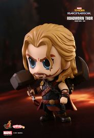 Thor 3: Ragnarok - Roadworn Thor Cosbaby Figure image
