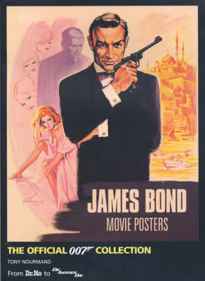 James Bond Movie Posters by Tony Nourmand image