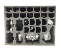 Battle Foam: Star Wars Armada - Foam Kit for the P.A.C.K. System Bags (BFL) image