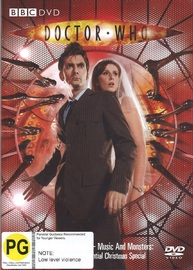 Doctor Who: The Runaway Bride Christmas Special on DVD