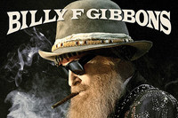 The Big Bad Blues by Billy F Gibbons