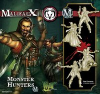 Malifaux M2E: Monster Hunter