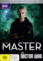 Doctor Who: The Monster Collection - The Master on DVD