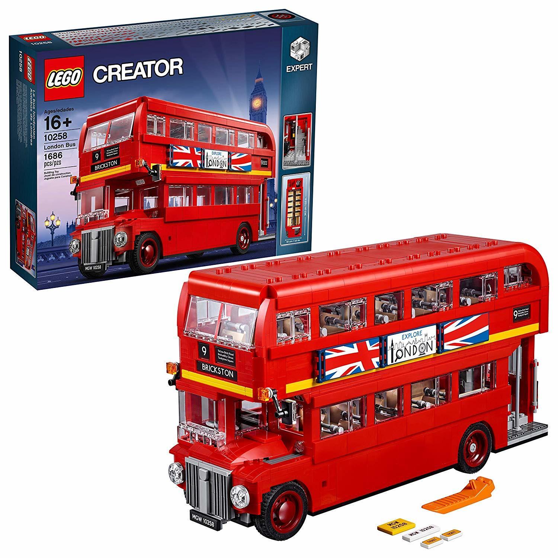 Bus10258 Lego Lego Bus10258 Lego CreatorLondon CreatorLondon 8nkXO0Pw
