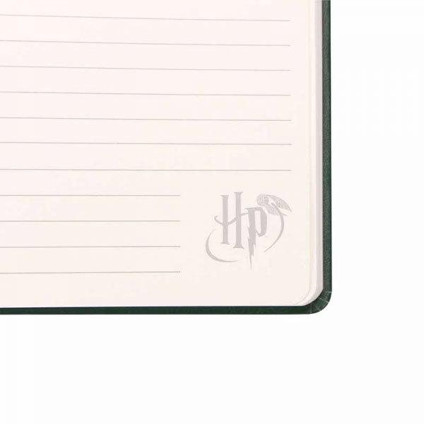 Harry Potter: A5 Notebook - Slytherin image