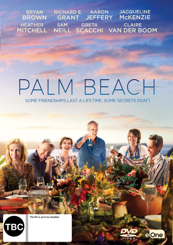 Palm Beach on DVD