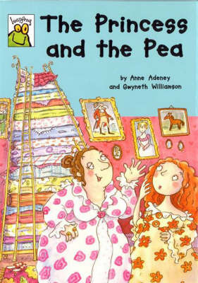 The Princess and the Pea by Anne Adeney image