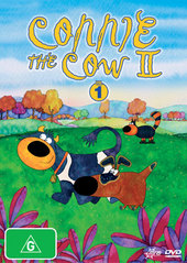 Connie The Cow II - Vol. 1 on DVD