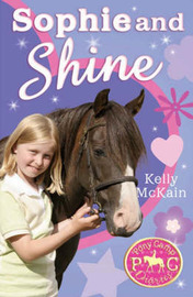 Sophie and Shine by Kelly McKain image
