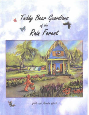 Teddy Bear Guardians of the Rain Forest by Delia Wach image