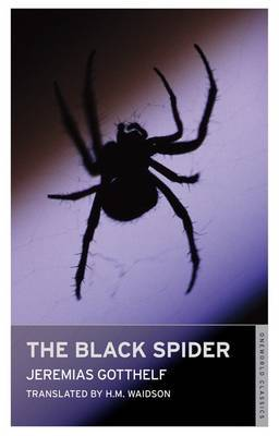 The Black Spider by Jeremias Gotthelf image
