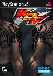 King of Fighters: Maximum Impact for PlayStation 2