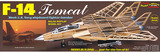 F-14 Tomcat 1:40 Balsa Model Kit