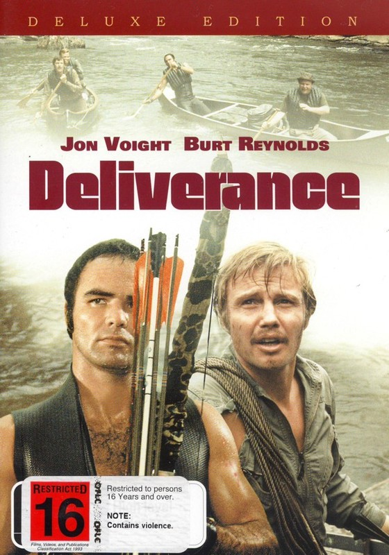 Deliverance - Deluxe Edition on DVD