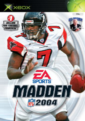 Madden 2004 for Xbox