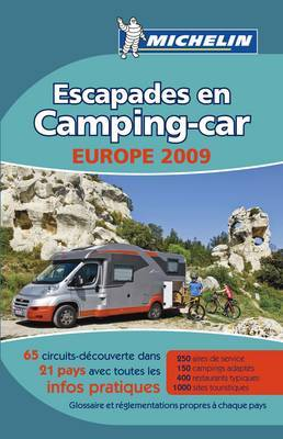 Camping Car Europe 2009 Guide image