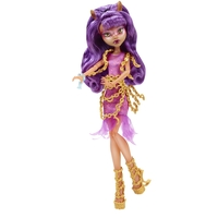 Monster High: Haunted Basic Doll - Clawdeen