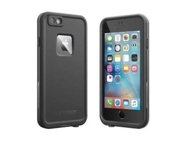 Lifeproof Fre Case for iPhone 6/6S (Black)