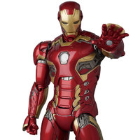 Marvel: MAFEX Iron Man Mark 45 - Articulated Figure