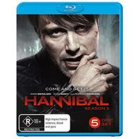 Hannibal - The Complete Third Season on Blu-ray