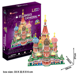 3D Xlarge - St Basils Cathedral