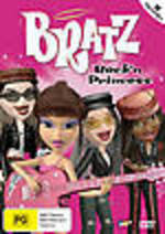 Bratz Vol. 4 - Rock'n Princess on DVD