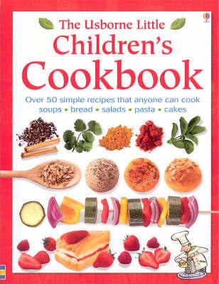 The Usborne Little Children's Cookbook by Rebecca Gilpin