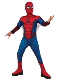 Spider-Man Homecoming Deluxe Costume - Childrens Size 6-8