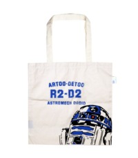 Star Wars: Eco Marked Cotton Bag (R2-D2)