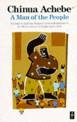 Man of the People by Chinua Achebe image