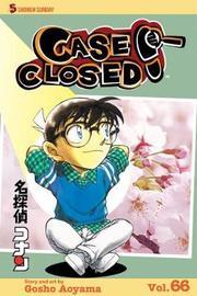 Case Closed, Vol. 66 by Gosho Aoyama