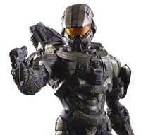 Halo 5: Master Chief - Play Arts Kai Figure