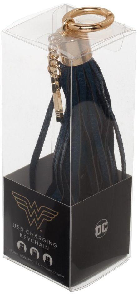 DC Comics: USB Tassel Keychain - Wonder Woman image