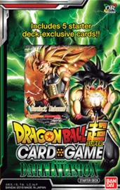 Dragon Ball Super TCG: The Dark Invasion Starter Deck