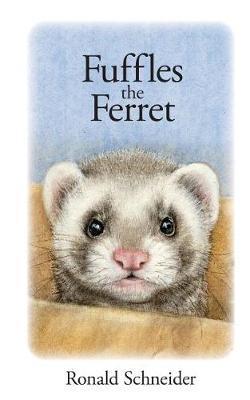 Fuffles the Ferret by Ronald Schneider