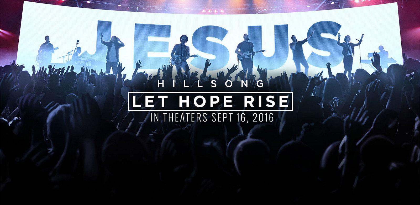 Hillsong; Let Hope Rise on DVD image