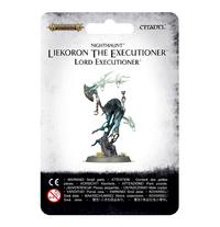 Warhammer Age of Sigmar: Nighthaunt - Liekoron the Executioner