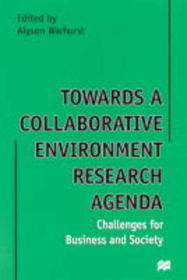 Towards a Collaborative Environment Research Agenda: Challenges for Business and Society image