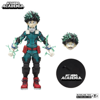 "My Hero Academia: Izuku Midoriya - 7"" Articulated Figure image"